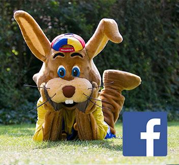 Word vriend op Facebook ...