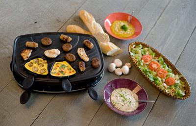 Raclettepaket